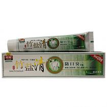 Зубная паста с бамбуковой солью (отбеливание, защита от кариеса), 120г