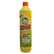 Моющее средство для посуды с лимоном и черным чаем, 500г