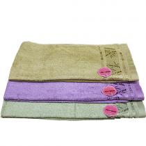 Бамбуковое полотенце 40х70см, 1шт