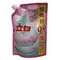 Высокоэффективная жидкость для стирки с ароматом, 900г