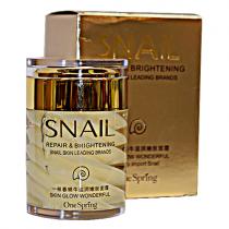 One Spring Snail Moisturizing Cream (Крем с фильтратом улитки), 60г