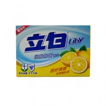 Туалетное мыло «Liby» с ароматом Лайма, 118г