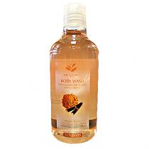 Гель для душа Mellow «Душистые травы и неочищенный сахар», 450мл