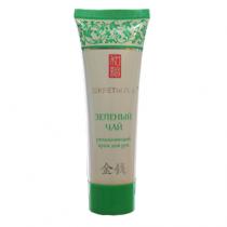 Крем для рук Зеленый чай, увлажняющий, 80 г