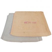 Бамбуковое полотенце 25х50см