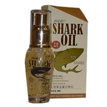 """Сыворотка для лица """"С частицами 24к золота, гиалуроновой кислотой, вытяжкой акульего жира"""" (лифтинг-эффект), 30мл"""