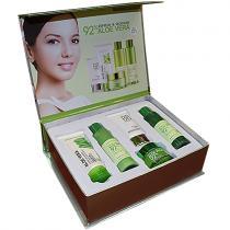 Набор 4 этапа увлажнения и устранения проблем кожи BioAqua 92% Aloe Vera, 1шт