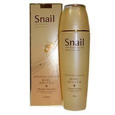 """Глубоко увлажняющая эмульсия """"Snail"""" для кожи лица и шеи с экстрактом улитки, 120мл"""