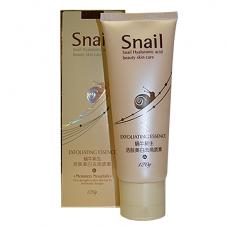 """Пилинг очищающий """"Snail"""" для лица и шеи с экстрактом улитки (восстанавливающий), 120г"""