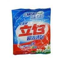 Суперочищающий стиральный порошок Liby, 245г