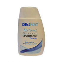 DEONAT Дезодорант-порошок для тела, 50г