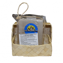 «Кристалл Свежести» брусок на шнурке из пальмы Абака (плавл), 125г