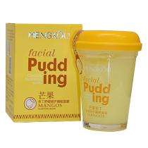 Маска для лица MENGKOU Facial Pudding Индийское манго (витаминизация, устранение шелушения), 100г