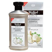 Шампунь для волос Wellice Чеснок (для ослабленных волос) , 400г