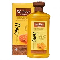 Шампунь для волос Wellice Мёд (для блеска и укрепления), 400г