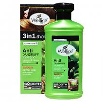 Шампунь для волос Wellice Олива (для сухих и обезвоженных волос) , 400г