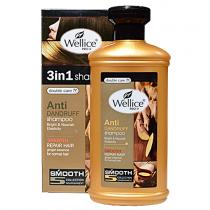 Шампунь для волос Wellice Имбирь (от перхоти питательный) , 400г
