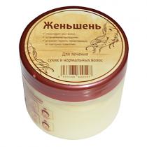 Бальзам-маска для волос ЖЕНЬШЕНЬ (от перхоти), 250мл
