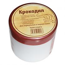 Бальзам-маска для волос КРОКОДИЛ (восстанавливает поврежденную структуру волос), 250 мл