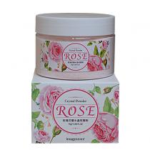 """Альгинатная маска с розой Images Crystal Powder Rose """"Bioaqua"""", 75г"""