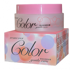 Очищающий крем «BIOAQUA» Color для снятия макияжа, 100г