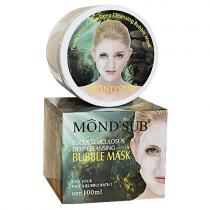 Очищающая пузырьковая маска для лица Bubble Mask Mondsub, 100мл