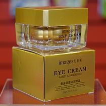 Images Eye Cream крем для век с золотом против отеков и темных кругов, 20г