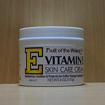 Крем Wokali с витамином Е Vitamin E skin care cream, 115