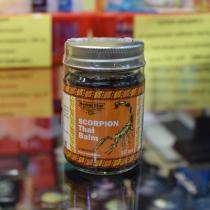 HERBAL-STAR Scorpion Thai Balm  Бальзам для тела скорпион, 50 гр.