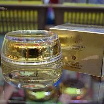Крем для век с муцином улитки и частичками золота VENZEN Gold Snail,30гр