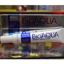 Концентрированный крем от прыщей и акне для точечного применения BioAqua, 30 гр.