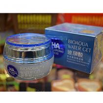 BioAqu Water Get Hyaluronic Acid Увлажняющий, омолаживающий крем с гиалуроновой кислотой , 50 гр.