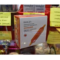 Images Eye Mask Blood Orange гидрогелевые патчи c экстрактом цитруса Юдзу 60 шт.