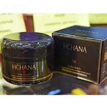 Коллагеновая карбоновая пузырьковая маска для лица HCHANA,100мл