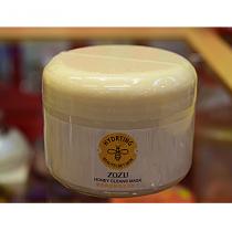 Очищающая маска- суфле для лица с медом ZOZU, 100гр.