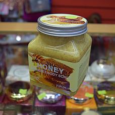 Скраб для тела Wokali Honey, 500мл