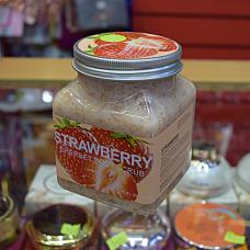 Скраб для тела Strawberry Sherbet Body Scrub, 500мл