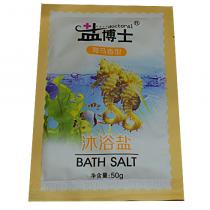 Антицеллюлитная крем-соль для тела «Морская» Salt Doctoral, 50 гр.