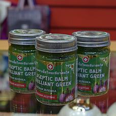 Бальзам-асептик Тайская зеленка, 50 гр.