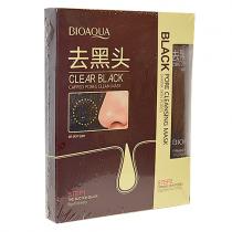 Набор косметический от черных точек BioAqua Clear Back, 1шт