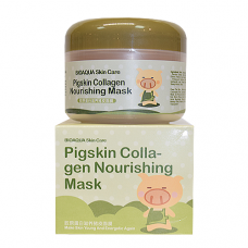 Питательная коллагеновая маска Bioaqua collagen mask, 100г
