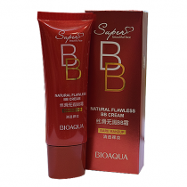 "BB-Крем ""BIOAQUA"" маскирующий поры Natural Flawless BB Cream с жемчугом, 40г"