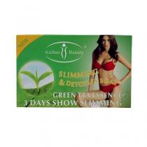 Антицеллюлитное мыло с экстрактом Зелёного чая