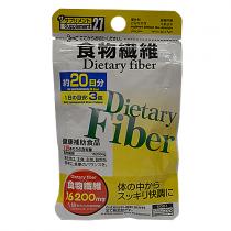 Диетическое волокно Daiso Diet fiber (очищает кишечник), 60шт