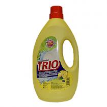 Средство для мытья посуды Трио Антибактериальное, 1кг