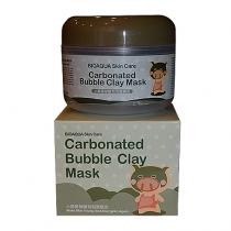 Пузырьковая маска для лица на основе морской глины (увлажнение, глубокое очищение), 100г