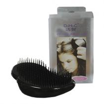 Щетка для спутанных или влажных волос DaHoC, 1шт