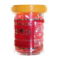 Масло в капсулах от перхоти (розовые), 1 капсула.